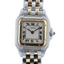 【中古】Cartier (カルティエ) パンテールSM 時計 自動巻き/メンズ Tank Franc ...