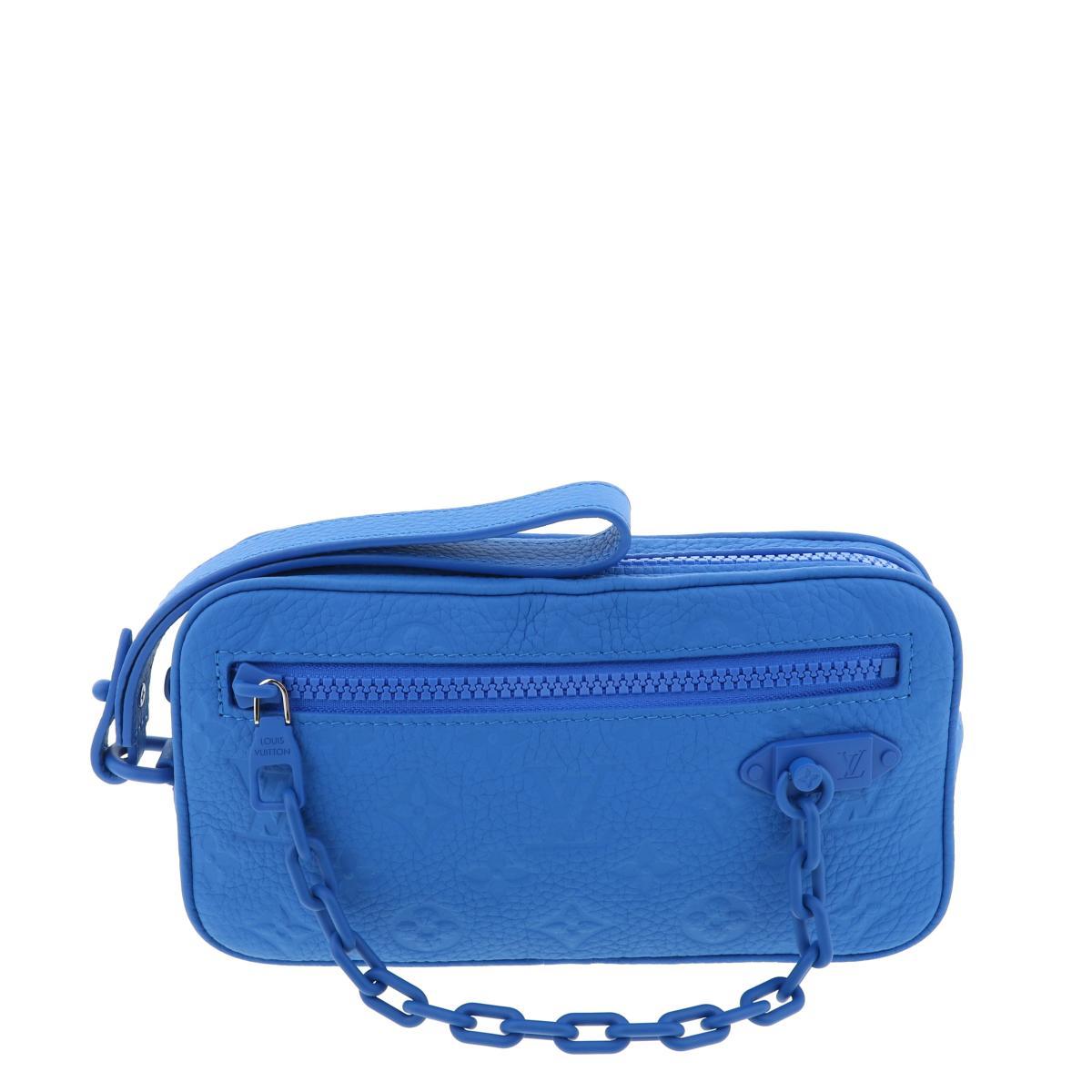 レディースバッグ, ハンドバッグ  LOUIS VUITTON Blue M53557 unused:S
