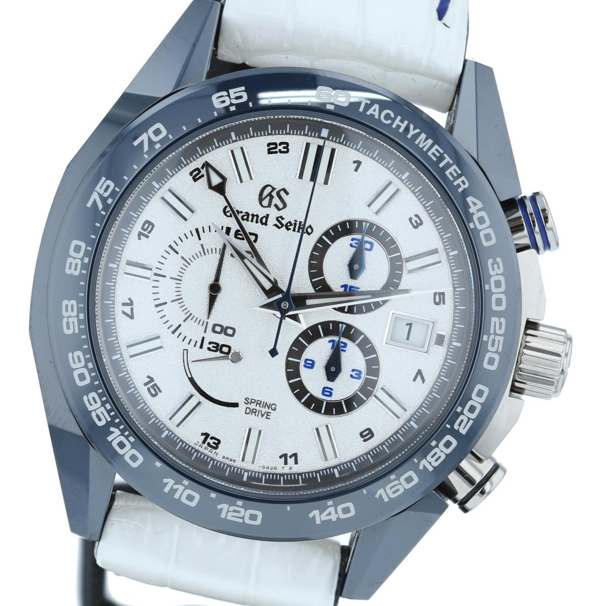 腕時計, メンズ腕時計  GRAND SEIKO GTR Silver SBGC229 used:A