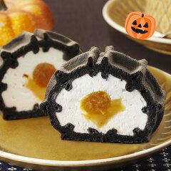 ハロウィンにぴったりなかぼちゃのワッフル【期間限定】くるくるワッフル「ミッドナイト☆パン...