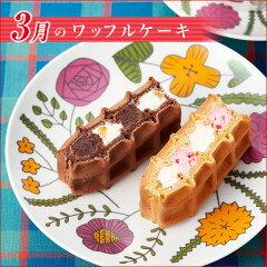 ワッフルケーキ20個入り【ホワイトデー ギフト お返し スイーツ 引き菓子】