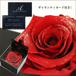 ダイヤモンドローズ(赤orピンク)&ワッフルケーキ6個