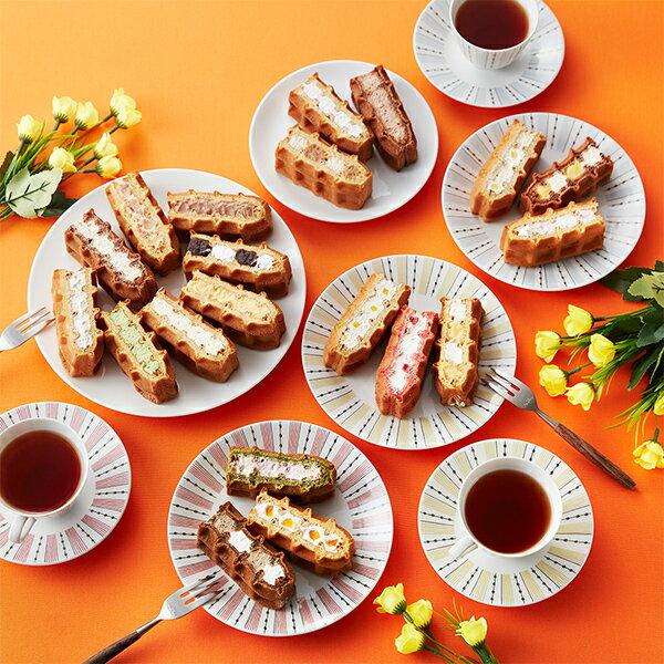 込 ワッフルケーキ20個入り母の日スイーツセットお菓子かわいいスイーツ洋菓子ギフトお取り寄せスイーツケーキ冷凍退職お礼お菓子熨