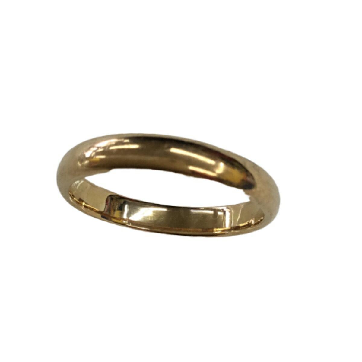 レディースジュエリー・アクセサリー, 指輪・リング  K18 18 14 3.7g