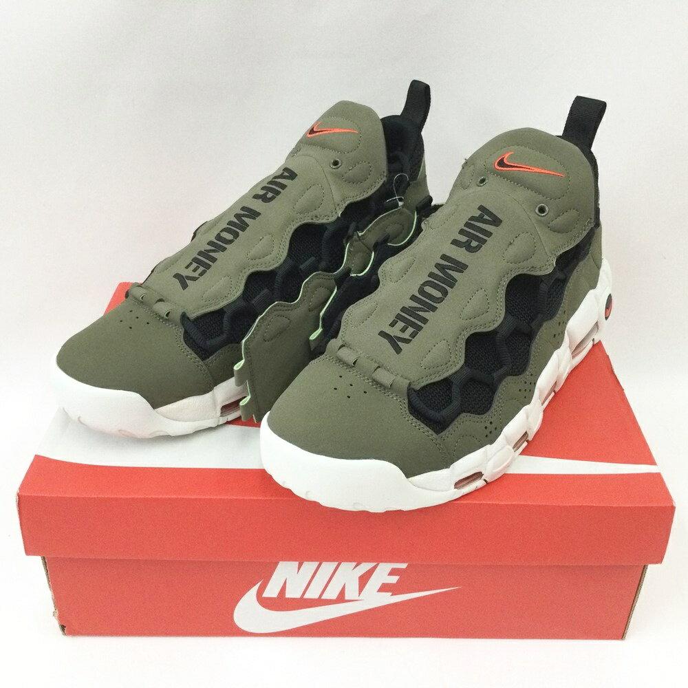 メンズ靴, スニーカー Nike AIR MORE MONEY 28.5cm AJ2998-200
