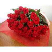 ばら50本の花束4980円