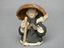 【開店セール1212】【美濃焼(みのやき)】【インテリア】【置物】小坊主/旅立ち