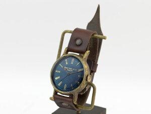 GothicLaboratoryアンティークな腕時計深海L/レディース腕時計メンズハンドメイド手作り腕時計ヴィンテージビンテージ牛革クラシックゴシック/