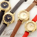 VIDA+ Rudbeckia 腕時計 レディース 革ベルト
