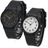 【海外モデル】CASIO(カシオ)腕時計[MQ-24-1B2MQ-24-7B2]/レディース腕時計メンズ腕時計ユニセックス腕時計生活防水ブラックホワイトベーシックアナログ大きい文字盤ボーイズサイズ/