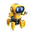 ロボット工作キットフォロ [ MR-9107 ] 【ELEKIT エレキット EK JAPAN イーケイジャパン】 【プレゼント包装可】 【プレゼント】 【ギフト】 3