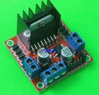 〈Arduino〉L298DualH-Bridgeモータドライバー