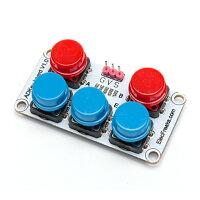 〈Arduino〉OctopusADキーパッド