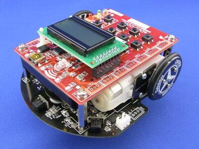 〈 ロボカップ 〉 自律型ロボット eDES-Set 【ダイセン電子工業】