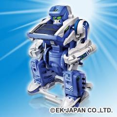 <ロボット工作キット> ソーラーロボT3 [ JS-6141 ] 【イーケイジャパン EK JAPAN ELEKIT】 ...
