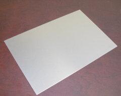 アルミ板 (A5052) 95x145x1.5(mm)