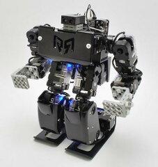 〈 二足歩行ロボットキット 〉 RQ-HUNO アールキュー・ヒュノ【ROBOBUILDER(ロボビルダー)】