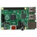 Raspberry PiモデルB+ 512MBのRAM 16GBのSDカード(NOOBS)付き