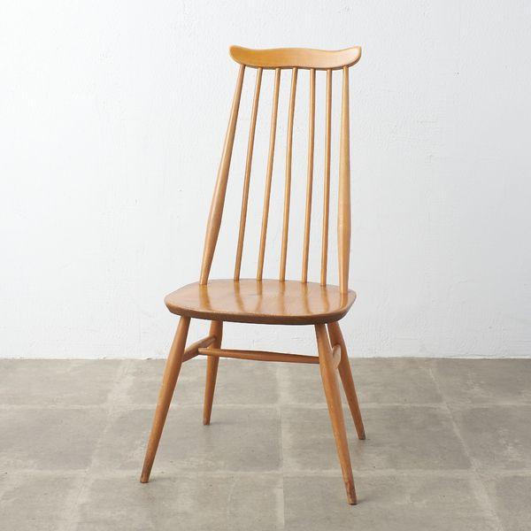 IZ38568A★ERCOL ゴールドスミスチェア アーコール 英国 ヴィンテージ ダイニングチェア ウィンザーチェア ウインザー 木製 椅子 イギリス