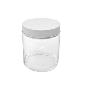 soil ソイル フードコンテナスパイス入れ ガラス容器 キッチン雑貨 調湿 吸水性 小物いれ 砂糖 塩 調味料ケース キッチン収納 蓋付きびん 瓶 ナチュラル 素材 シンプル 乾燥 サラサラ 湿気対策