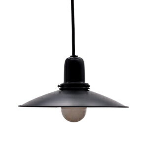 IEPE-PB retro pendant lamp S Black LED for interior lighting ceiling lighting lighting Cafe Nordic sealing ceiling light lights living dining Cafe lighting industrial natural )
