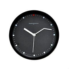 「ON TIME=時間に間に合う」そんなユニークなデザインコンセプトの掛け時計です。ON-TIME ウ...