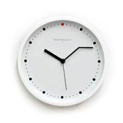 「ON TIME=時間に間に合う」ユニークなデザインコンセプトの掛け時計です。ON-TIME ウォール...