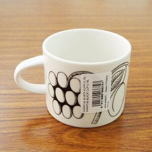 ArabiaアラビアブラックパラティッシParatiisiBlackコーヒーカップ180ml