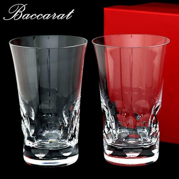 BACCARAT バカラ ベルーガ BELUGA ハイボール 350ml 2個セット ペアグラス 2104389