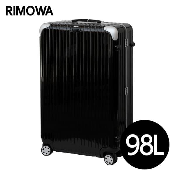 リモワ RIMOWA リンボ LIMBO マルチホイール 98L ブラック スーツケース 881.77.50.4