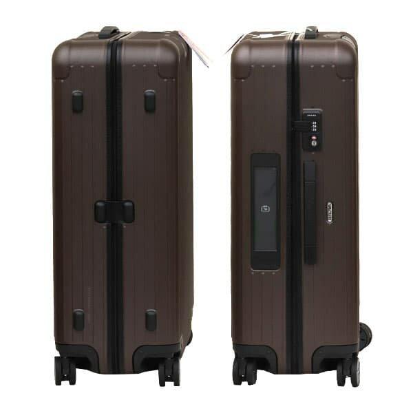 リモワ RIMOWA サルサ 87L マットブロンズ E-Tag SALSA ELECTRONIC TAG マルチホイール スーツケース 811.73.38.5