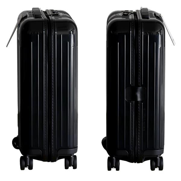 リモワ RIMOWA エッセンシャル ライト キャビンS 31L グロスブラック ESSENTIAL Cabin S スーツケース 823.52.62.4