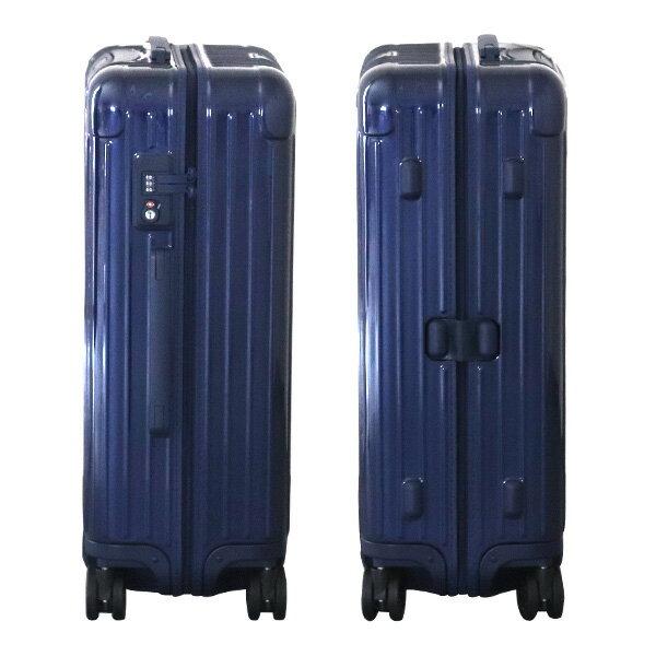 リモワ RIMOWA エッセンシャル チェックインM 60L グロスブルー ESSENTIAL Check-In M スーツケース 832.63.60.4