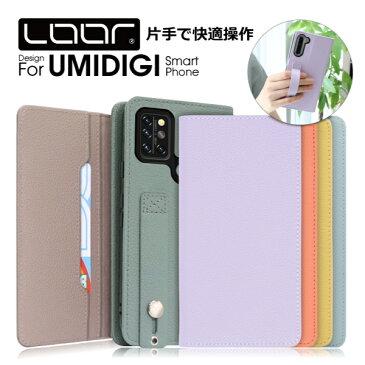 LOOF Hold UMIDIGI A9 Pro A7S A3X X Power3 手帳型ケース ケース 手帳型 カバー 手帳型カバー スマホケース A 9 Pro 7 S 3 X Power 3 本革 カードポケット シンプル リング付き ベルト ループ 片手