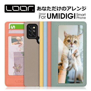 LOOF Index UMIDIGI A9 Pro A7S A3X X Power3 手帳型ケース ケース 手帳型 カバー 手帳型カバー スマホケース A 9 Pro 7 S 3 X Power 3 本革 カードポケット シンプル 写真ホルダー 写真 デコ アレンジ カスタマイズ