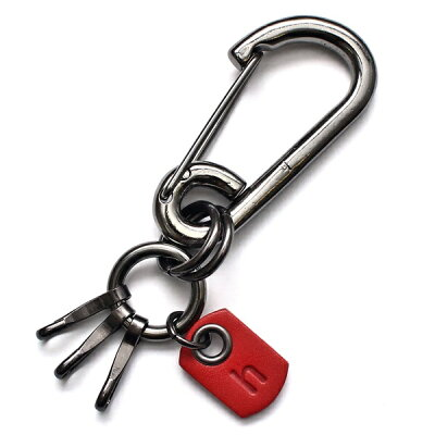 ホークカンパニーHawkCompanyカラビナキーホルダーメンズレディースブランドアンティーク加工真鍮キーリングおしゃれ革パーツカジュアルフォーマルヴィンテージナチュラルプレゼントギフト贈り物ゴールドシルバーブラックメタル(12-7513)