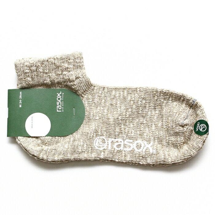 靴下・レッグウェア, 靴下 rasox(607)(66-ca181an01) L OK