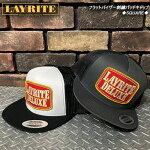 LAYRITE/レイライト/フラットバイザーキャップ