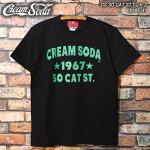 CREAMSODA/クリームソーダ/SOCATST.Tシャツ