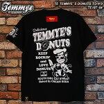 TEMMYE/ティミー/クリームソーダ/ティミーズドーナツTシャツ