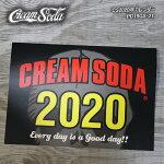CREAMSODA/クリームソーダ/2020年カレンダー