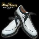 DRY BONESドライボーンズ★DRY BONESEドライボーンズ2Tone U-Chip Shoes