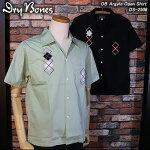 DRYBONES/ドライボーンズ/アーガイル刺繍シャツArgyleOpenShirt