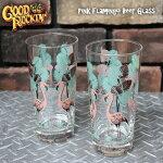 GOODROCKIN'/グッドロッキン/ピンクフラミンゴビアグラス