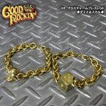 GOODROCKIN'グッドロッキン/ブラスブレスレット