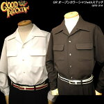 GOODROCKIN'/グッドロッキン/ハンドステッチオープンシャツ