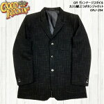 GOODROCKIN'/グッドロッキン/カスリ織三つボタンジャケット