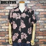 HOUSTON/ヒューストン/パイナップル柄アロハシャツ
