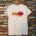 MOONEYESムーンアイズ/ILoveMOONTシャツ