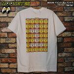 MOONEYESムーンアイズ/MOONペイントカンTシャツ